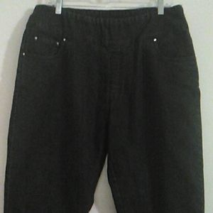 NWOT Blair.Dark Wash Straight Leg Jeans.Size 14.